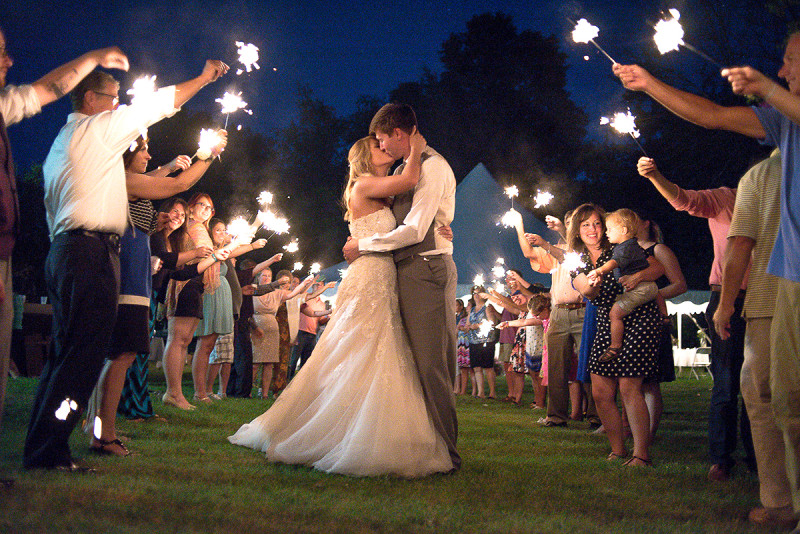 Weddingsparklers-Weddingphotography