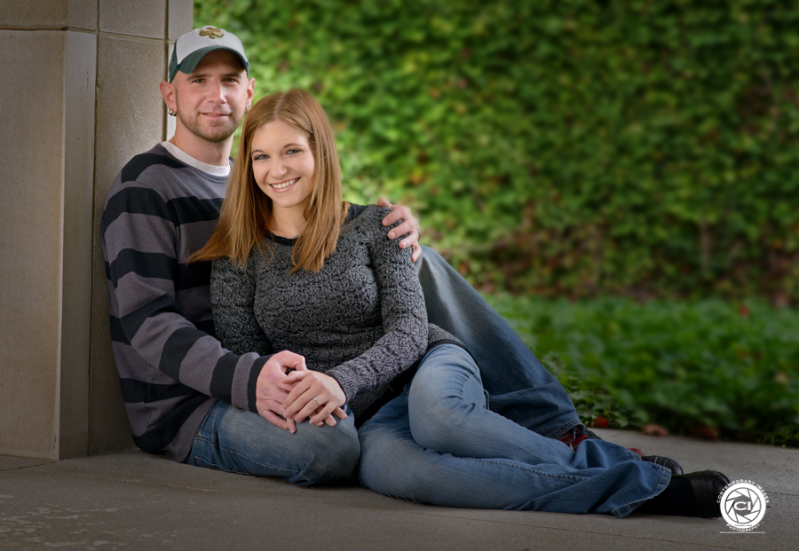 South Bend Engagement Photography-