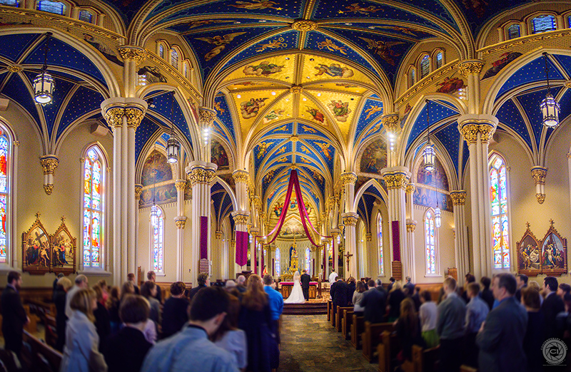 Notre Dame Wedding Photographers