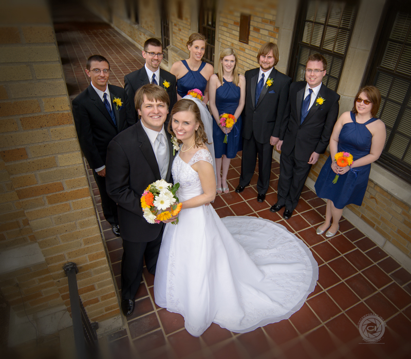 Wedding Photographers South Bend - Notre Dame Weddings-15