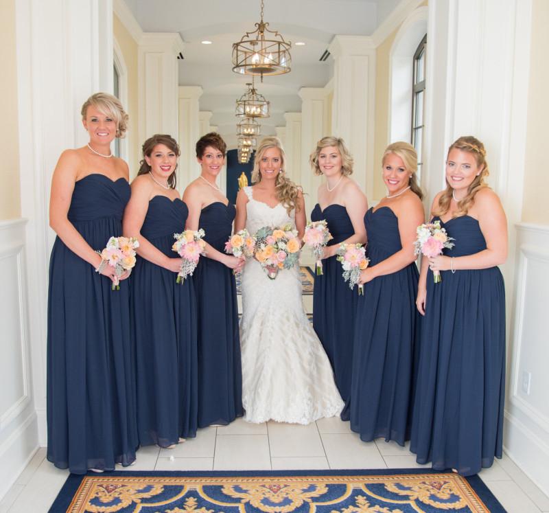 Wedding Photography Notre Dame University