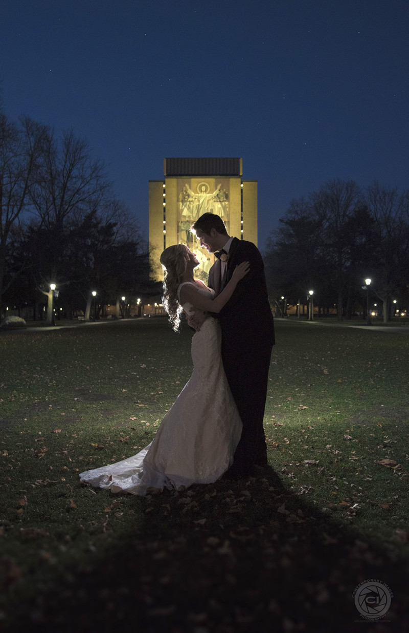 wedding photography notre dame university-2